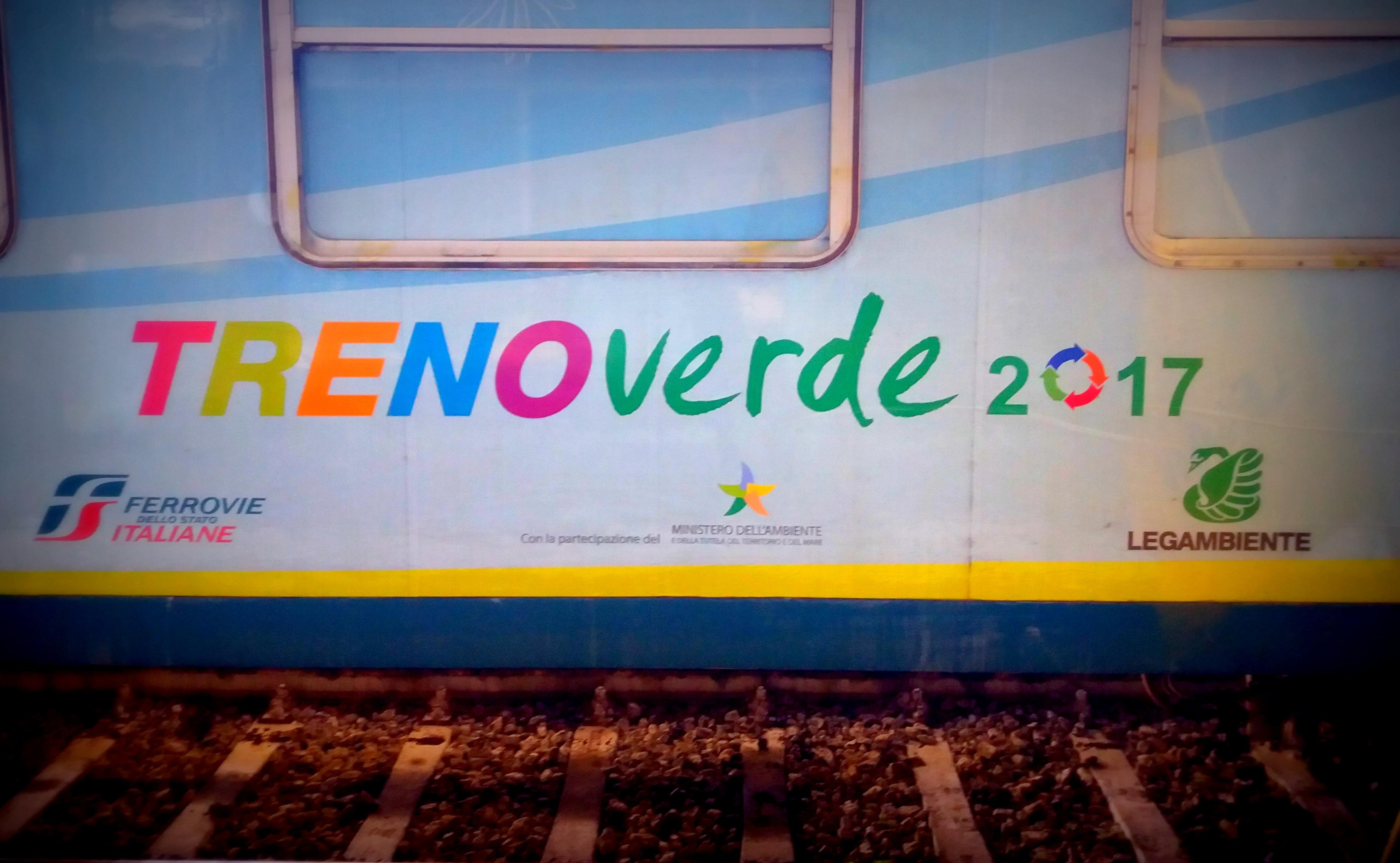 Economia Circolare: la tappa milanese del treno verde