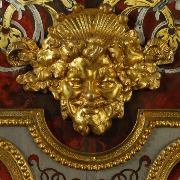 Credenza a tre ante In stile Luigi XIV