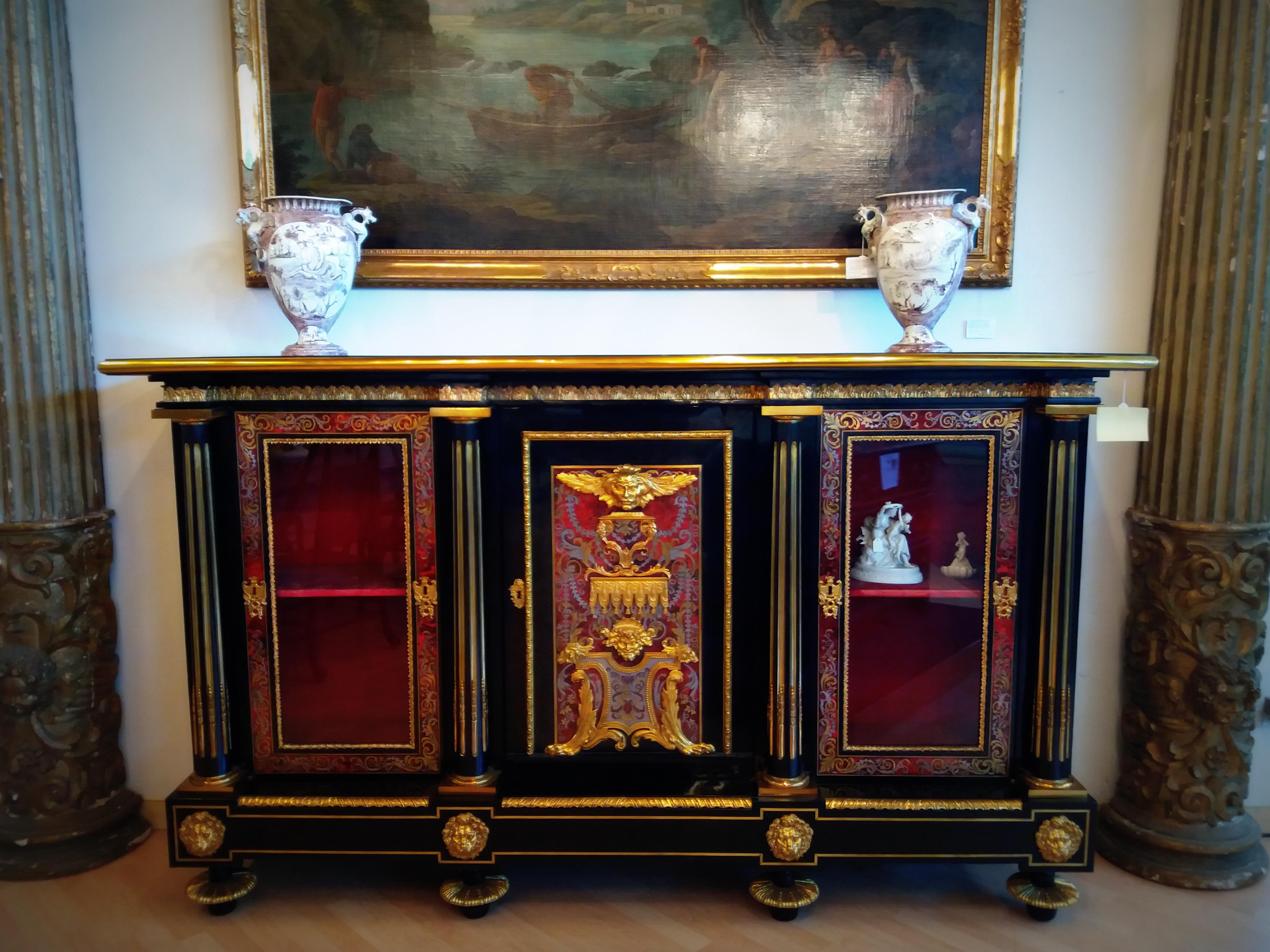 Credenza Ludwig II