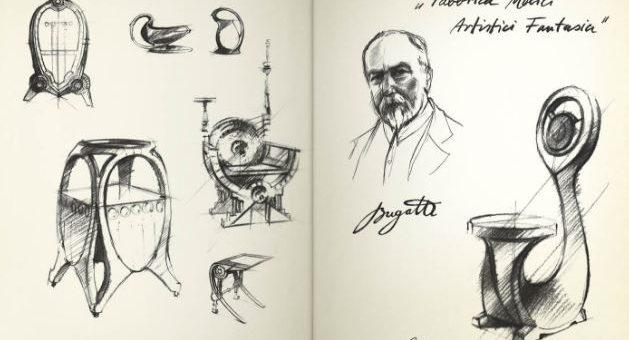 Agli albori del design con Carlo Bugatti