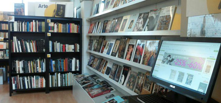 Nuova Libreria nel negozio di Viale Espinasse 99 a Milano!