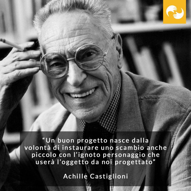 Achille Castiglioni Designer