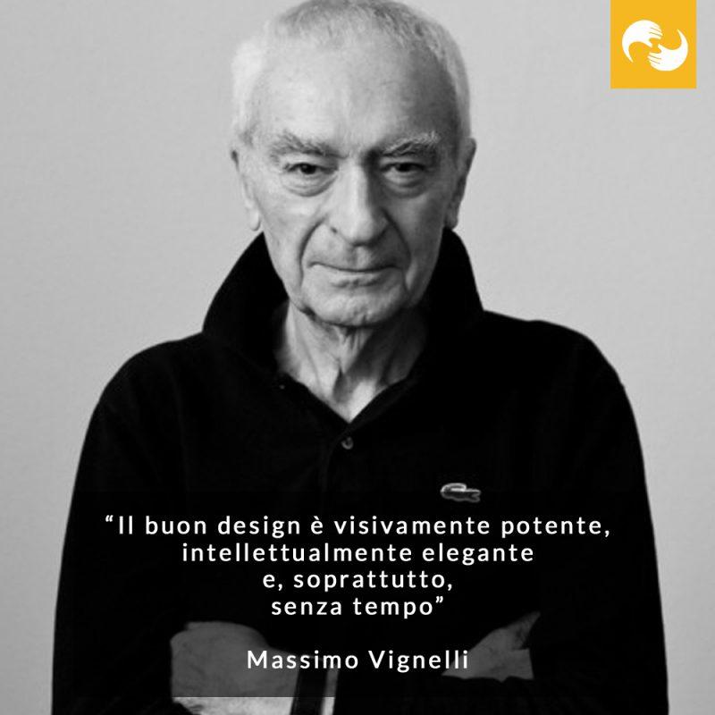 Massimo Vignelli Designer