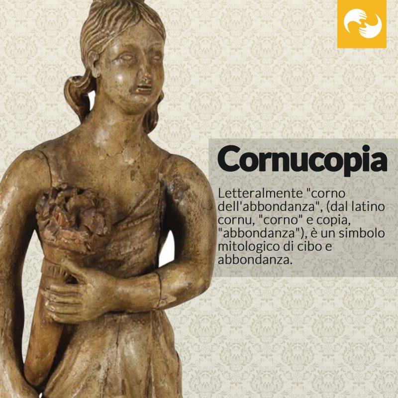 Cornucopia Glossario Antiquario