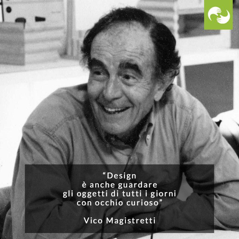 Vico Magistretti Designer