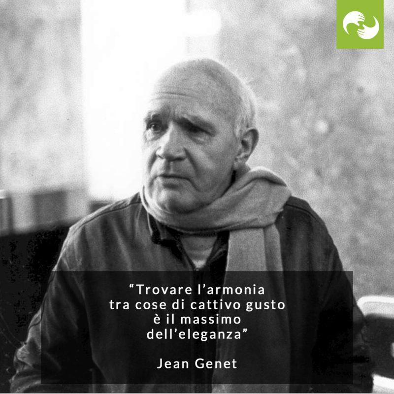 Jean Genet citazione