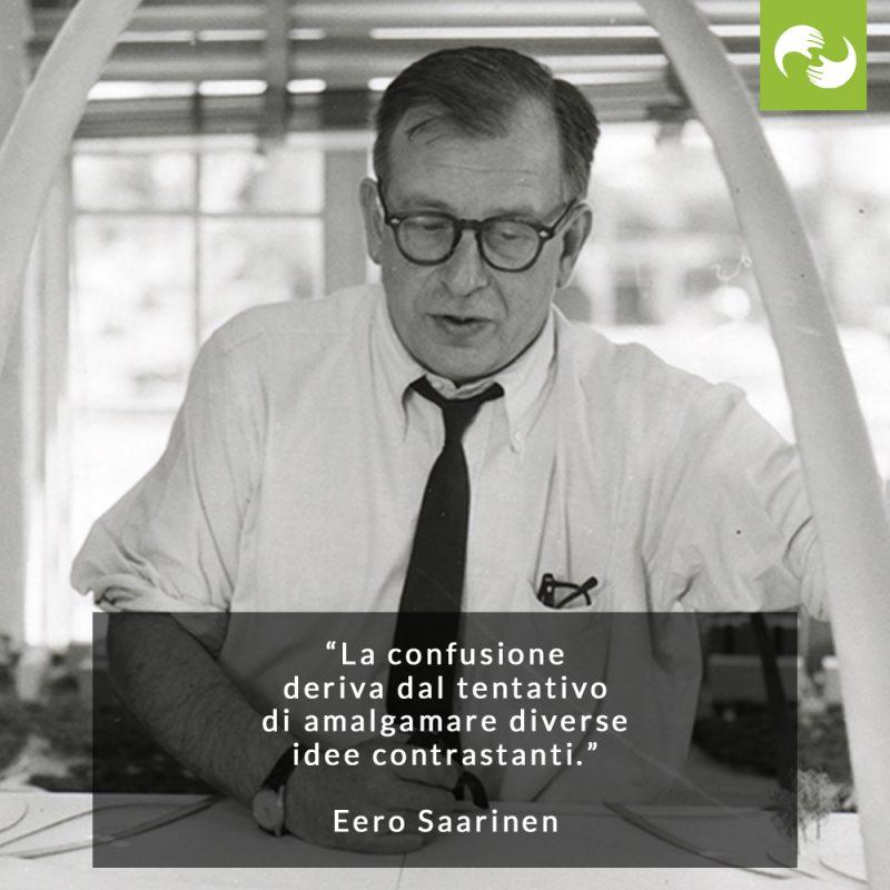 Citazione Eero Saarinen