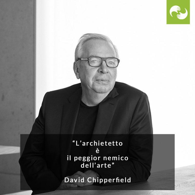 Citazione David Chipperfield