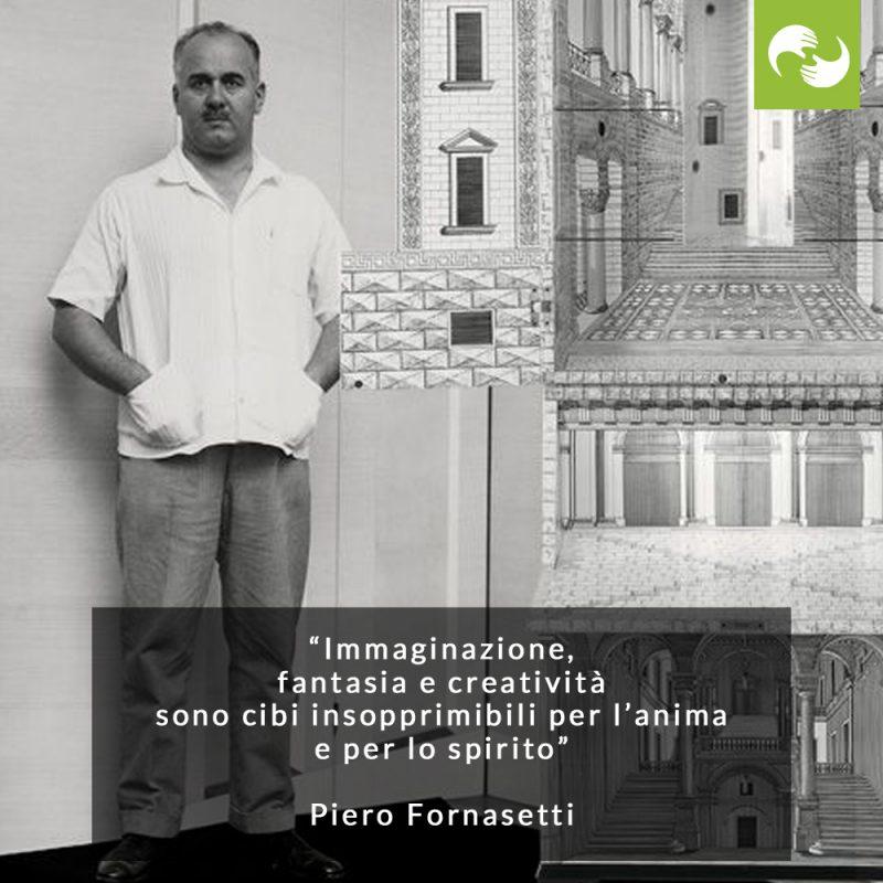 Citazione Piero Fornasetti