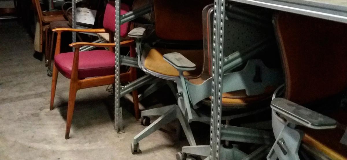 Breve storia della sedia