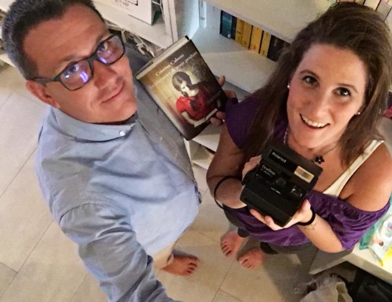 Chiara e Matteo di LibriamociBlog