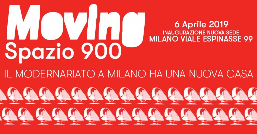 Evento Moving Spazio 900