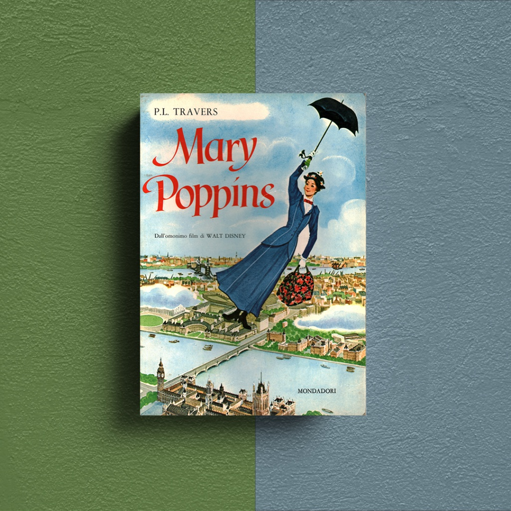 L. P. Travers Mary Poppins