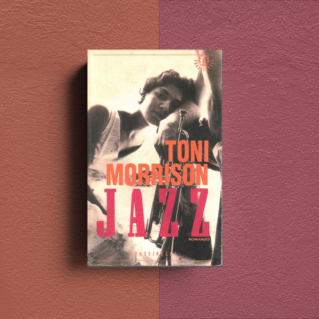 Toni Morrison Jazz