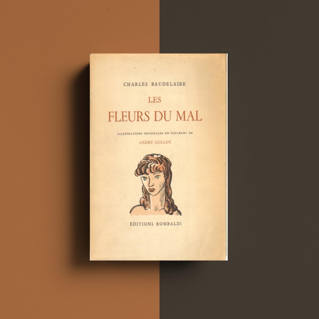 Baudelaire - Le fleur du mal francia