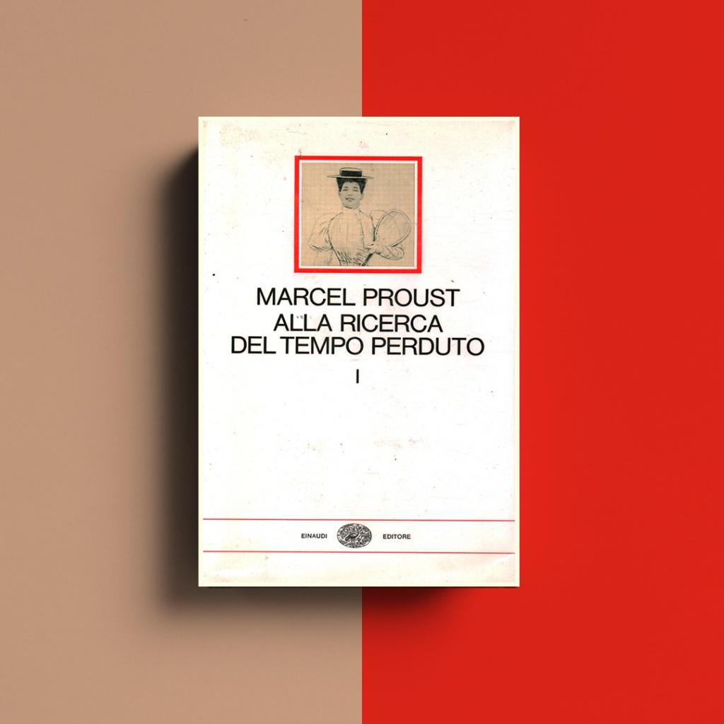 Proust -  Alla ricerca del tempo  francia