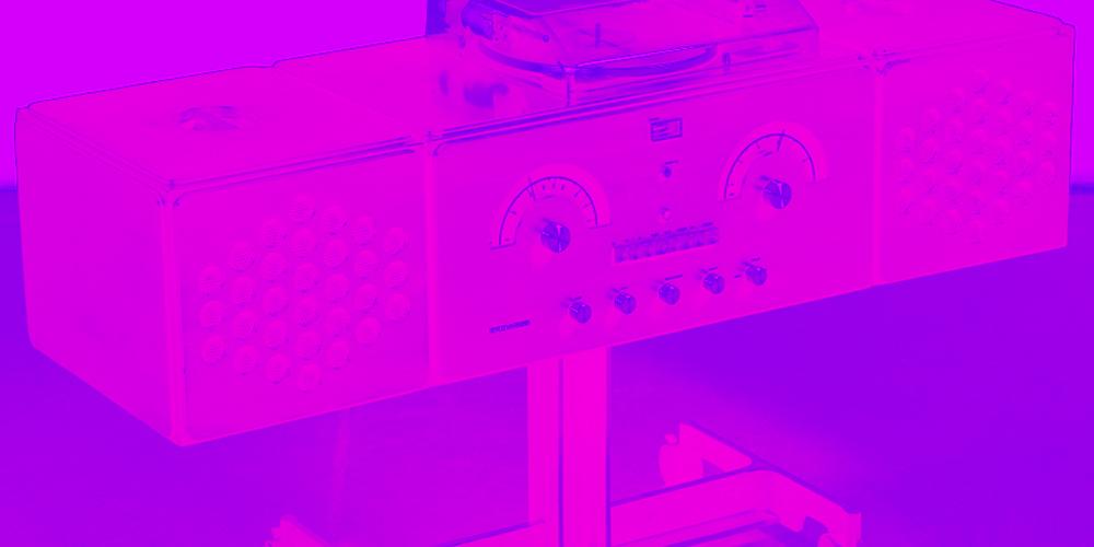 Radiofonografo rr126 Brionvega, top 10 icone di design