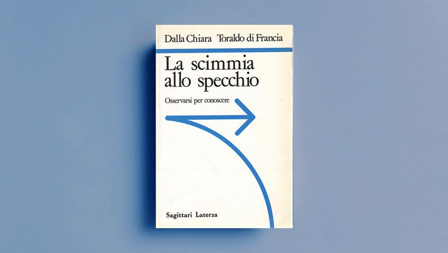 """""""La scimmia allo specchio"""" - ed. Sagittari Laterza"""
