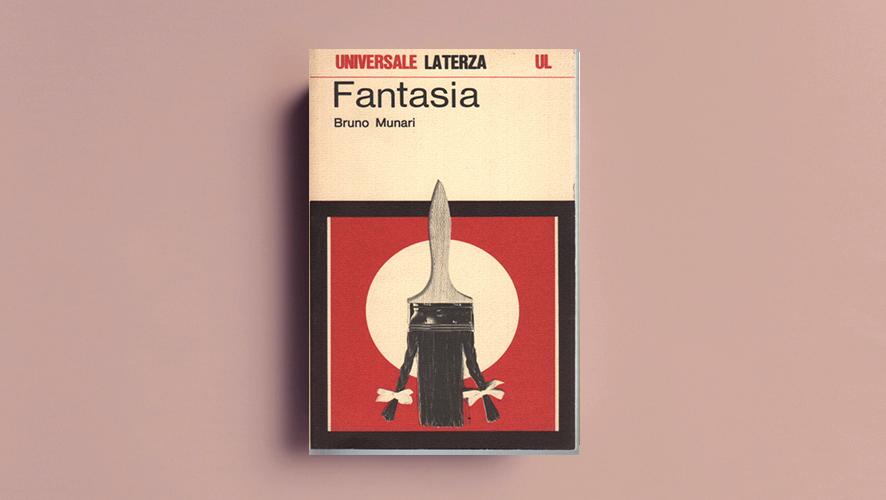 """""""Fantasia"""" di Bruno Munari, ed. Universale Laterza"""