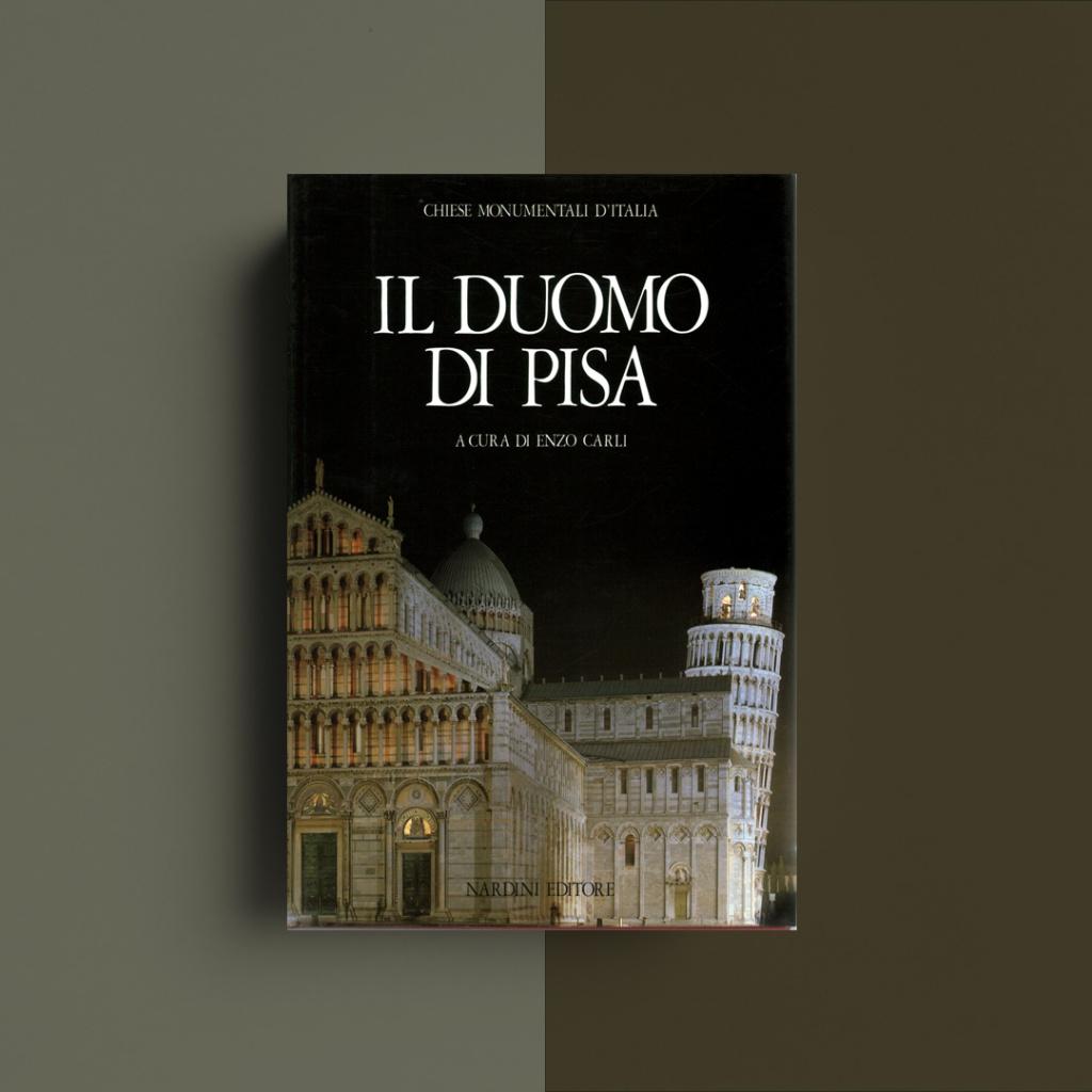 Il Duomo di Pisa. Battistero e Campanile