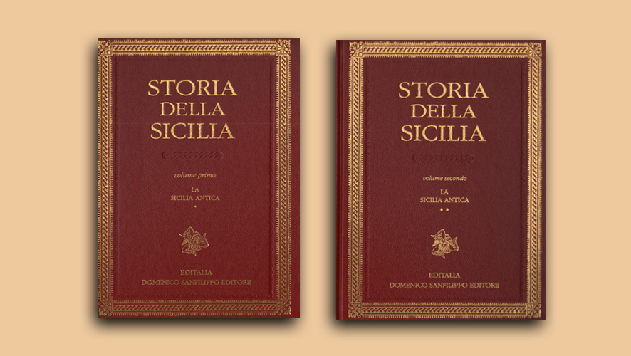 Storia della Sicilia. Volumi I e II. La Sicilia antica