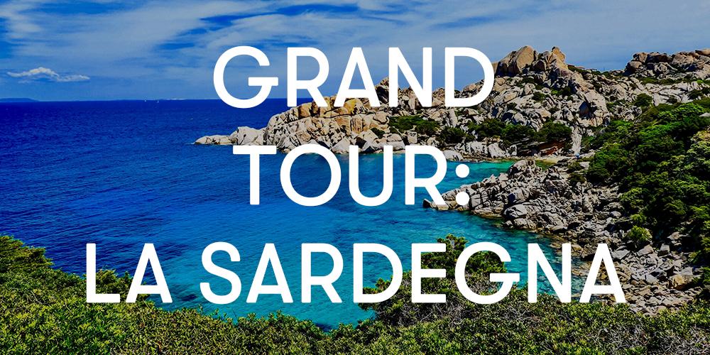 GRAND TOUR LA SARDEGNA