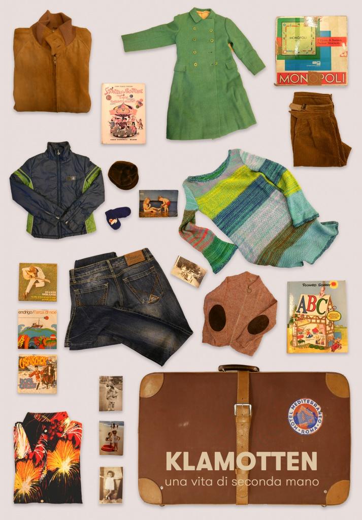 Klamotten, una vita secondhand