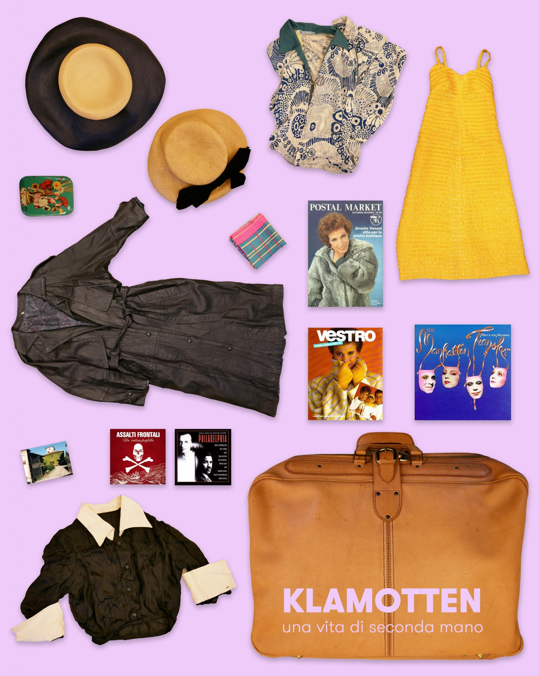 Klamotten  - Una vita di seconda mano