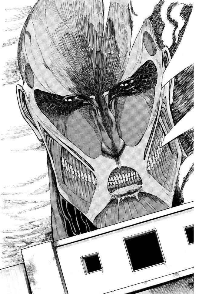 attack on titan gigante