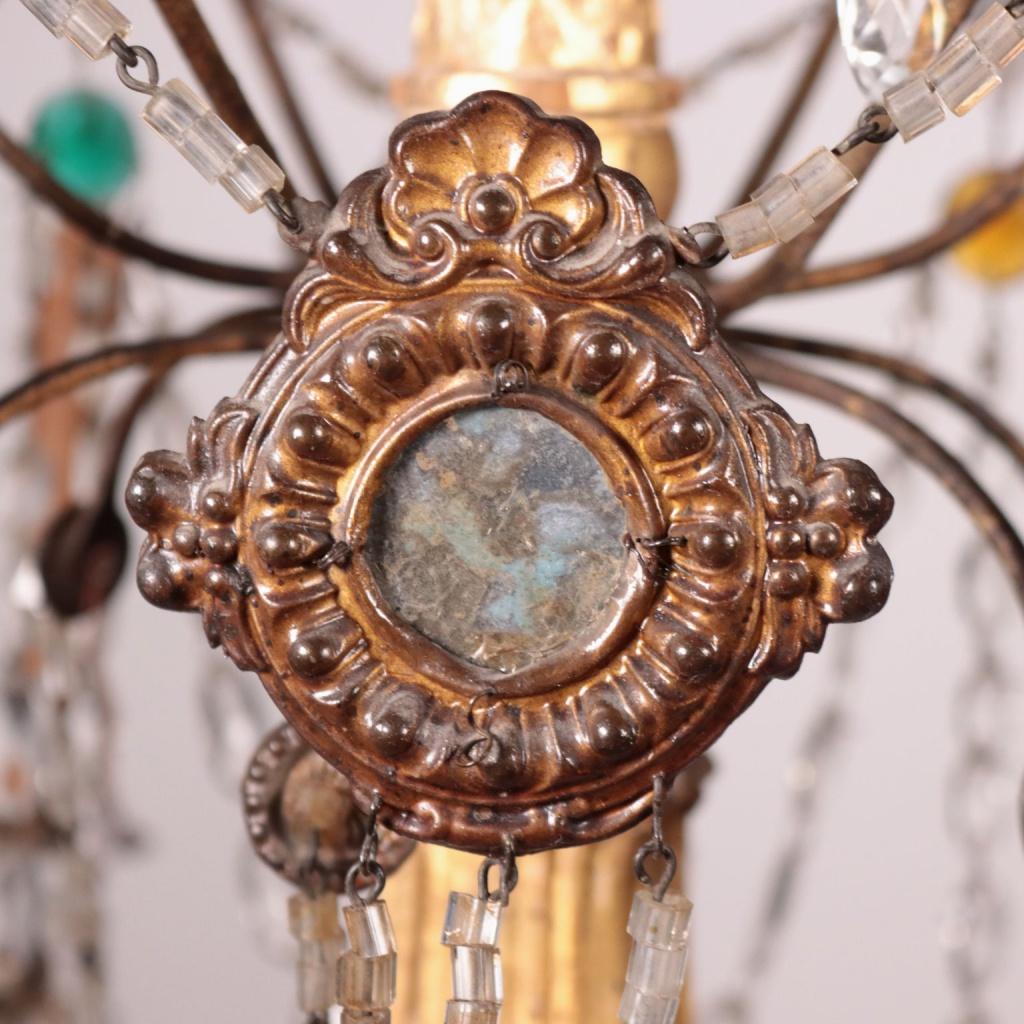 Classic Monday 61 lampadari specchio a mercurio